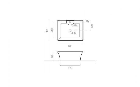Install Light Rail Over Kitchen Sink