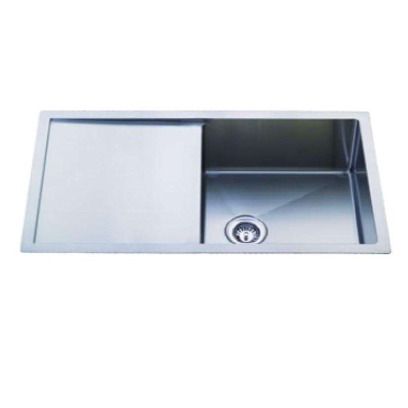 sqm1000 stainless steel kitchen sink bacera