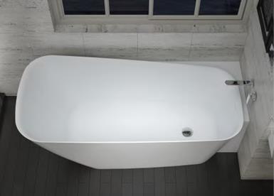 BTS Free Standing Bathtub