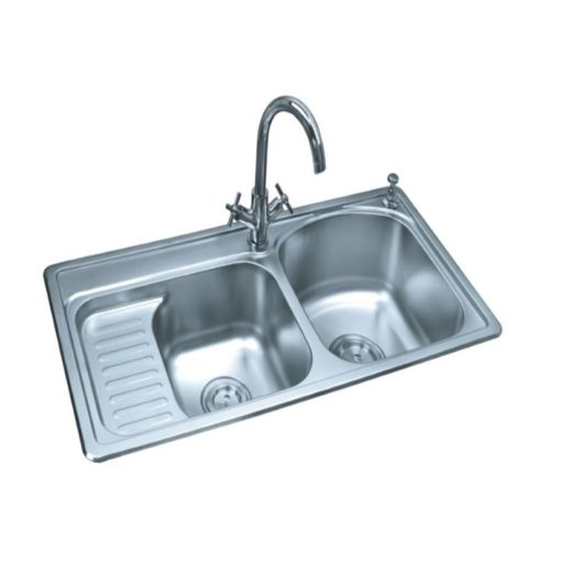 DX-DB1D9146-Stainless-Steel-Kitchen-sink