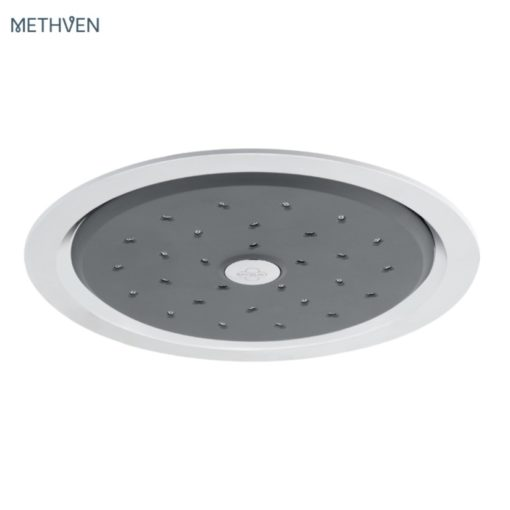 Methven-KI200FCP-flushmount-satinjet-overhead-drencher