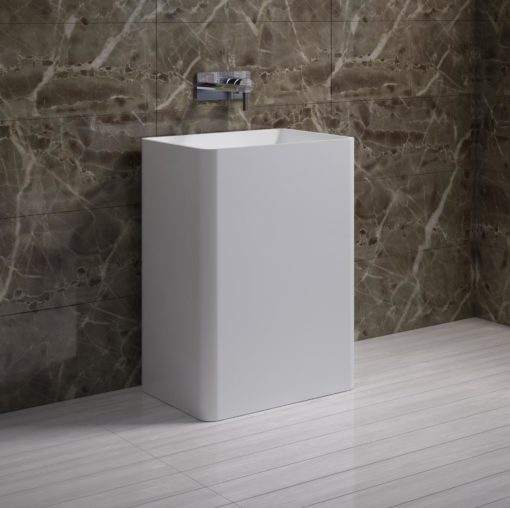 PW Freestanding Basin