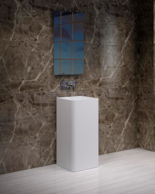 PW07-Freestanding-Basin-Front-View