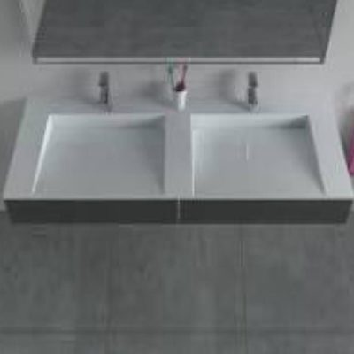 PW D Wall Hung Basin