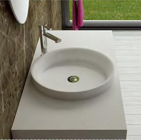 PW C Wall Hung Basin