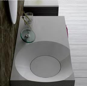 PW E Wall Hung Basin