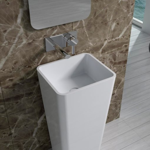 PW53-Freestanding-Basin-Top-View