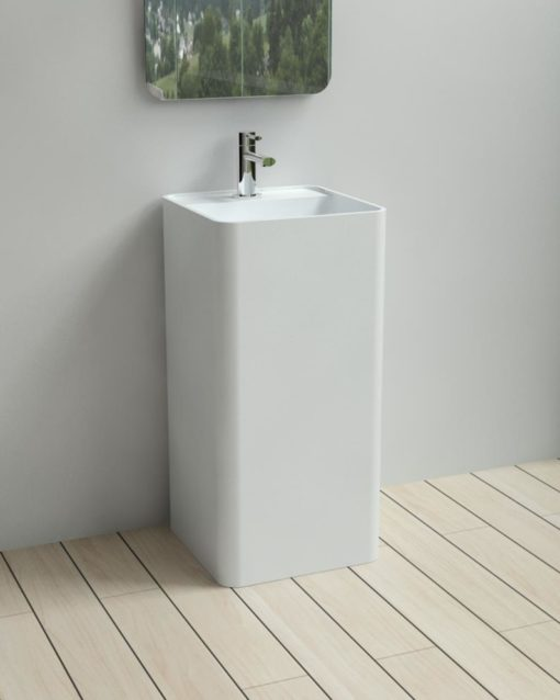 PW57-Freestanding-Basin-Front-View