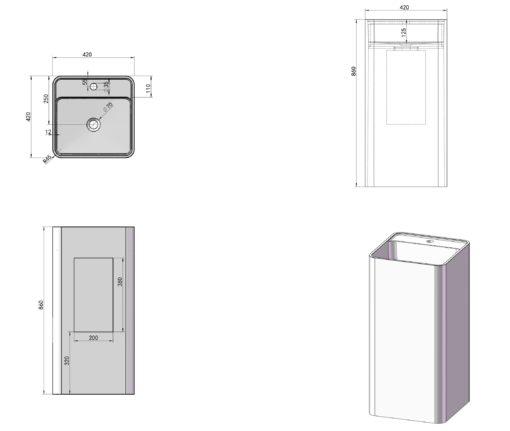 PW57-Freestanding-Basin-Specs