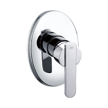 NTL  C In Wall Shower Mixer Cold