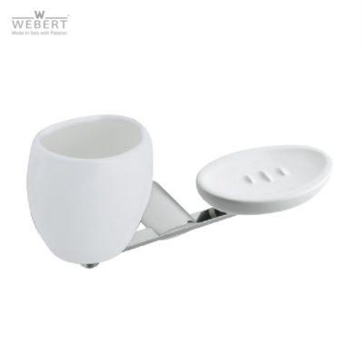 AI Tumbler and Soap Dish