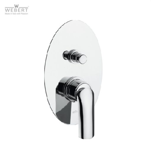 AI Concealed Bath and Shower Mixer