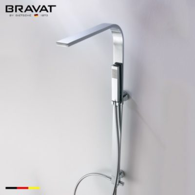 Bravat-D224C-Shower-Column
