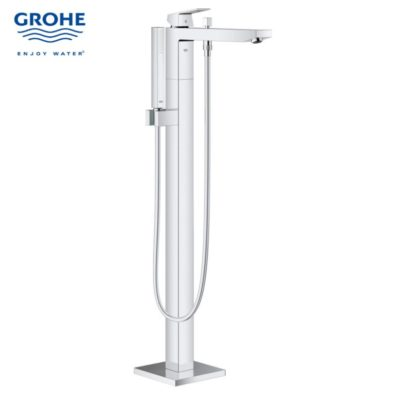 GH23672000-Grohe-eurocube-single-lever-bath-mixer-floor-mounted