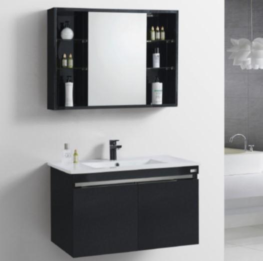RBF13842D2-BK-Stainless-Steel-Basin-Cabinet