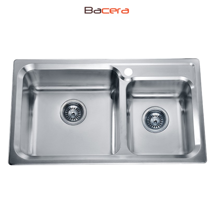 Ks Dn Ce125 Stainless Steel Kitchen Sink Bacera