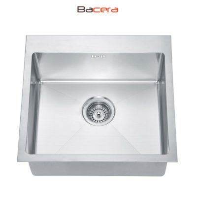 KS-DN-F4537R -Stainless-Steel-Kitchen-Sink