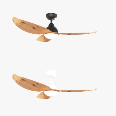 Alaska Pearl Wood Series Ceiling Fan