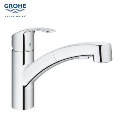 Grohe-30305000-Eurosmart-Kitchen-Sink-Mixer