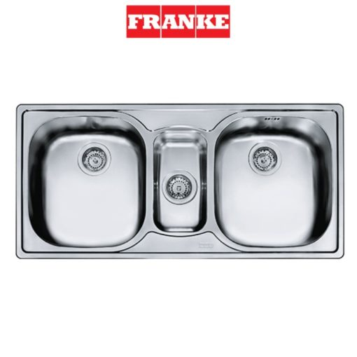 Franke-PFX670-Stainless-Steel-Kitchen-Sink
