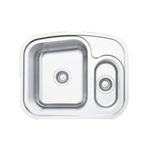 Rubine-BUX660-Stainless-Steel-Kitchen-Sink
