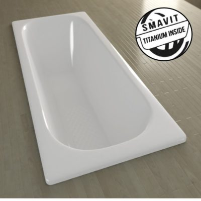 Smavit Xantus Titanium Bathtub