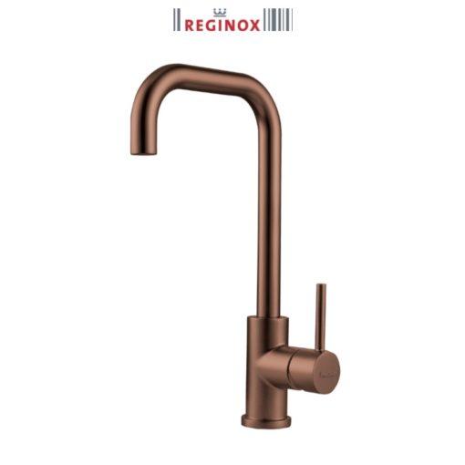 Reginox-Crystal-Copper-Sink-Mixer