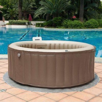 jb  mspa portable bathtub luxury