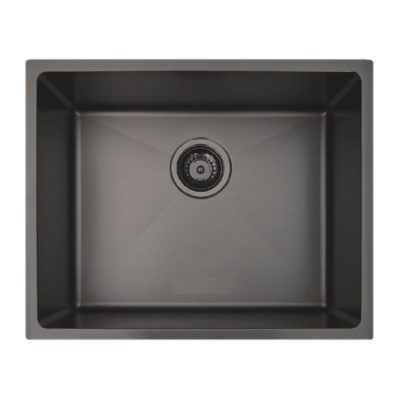 MBX stainless steel nano black kitchen sink
