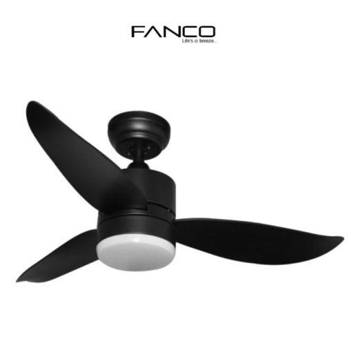 Fanco-F-Star-Ceiling-Fan-36-inch-Black