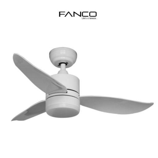 Fanco-F-Star-Ceiling-Fan-36-inch-White