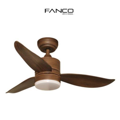 Fanco-F-Star-Ceiling-Fan-36-inch-Wood