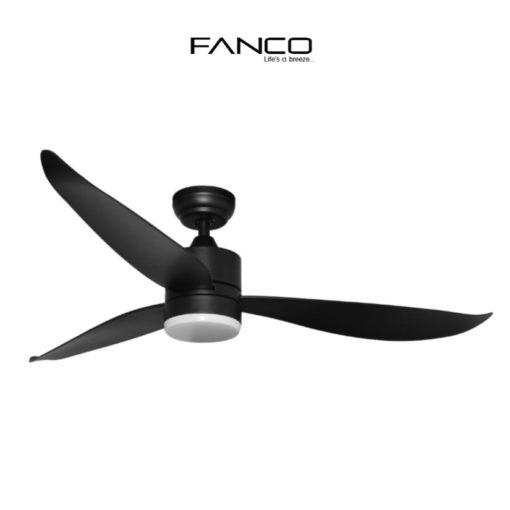 Fanco-F-Star-Ceiling-Fan-52-inch-Black