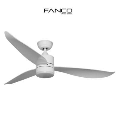 Fanco-F-Star-Ceiling-Fan-52-inch-White