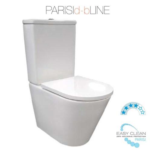 Parisi Linfa PN Close Coupled Toilet