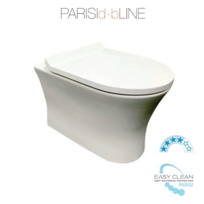 Parisi Slim PN Wall Hung Toilet