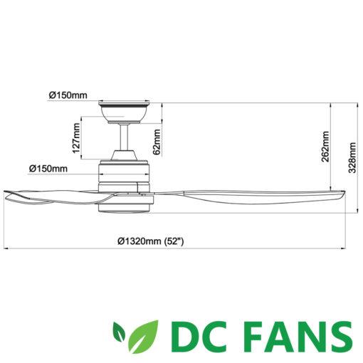 Acorn-Intaglio-DC-159-LED-Measurement