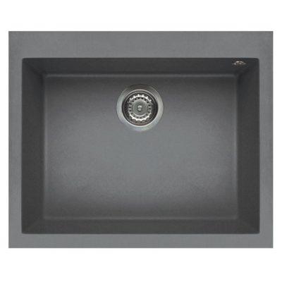 Rubine-MEQ810-61-Granite-Sink-Titanium-Silver