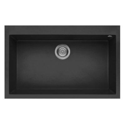 Rubine-MEQ810-79-Granite-Sink-Pearl-Black