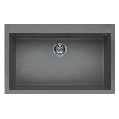 Rubine-MEQ810-79-Granite-Sink-Titanium-Silver