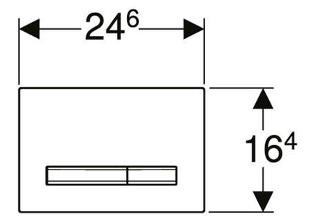 Geberit-Sigma-50-Flush-Actuator-Specs