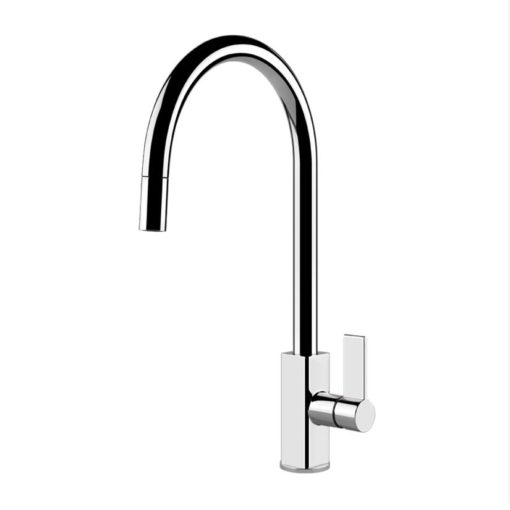 Gessi-17163-Kitchen-Sink-Mixer-with-Pull-Out-Spout