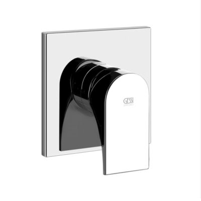 Gessi   Via Solferino Concealed Shower Mixer