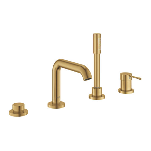 Grohe GN Single Lever Bath Combination