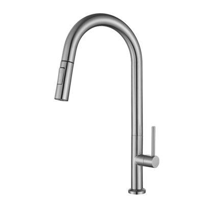 VS4320SS-Pull-Out-Kitchen-Sink-Tap-Matt-Finish
