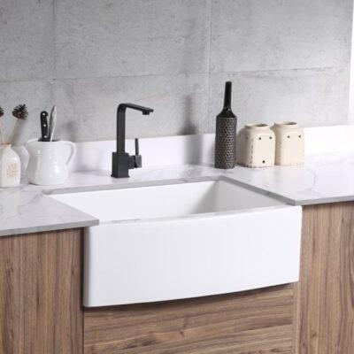 APRON833558-WHITE-Granite-Sink