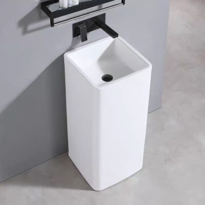 BC-LKW-D6004A-Free-Standing-Basin