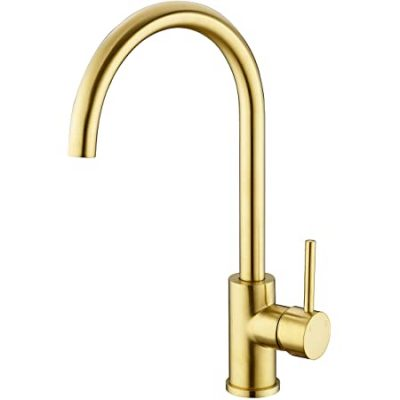 GF50305A-Brushed-Gold-Kitchen-Sink-Mixer