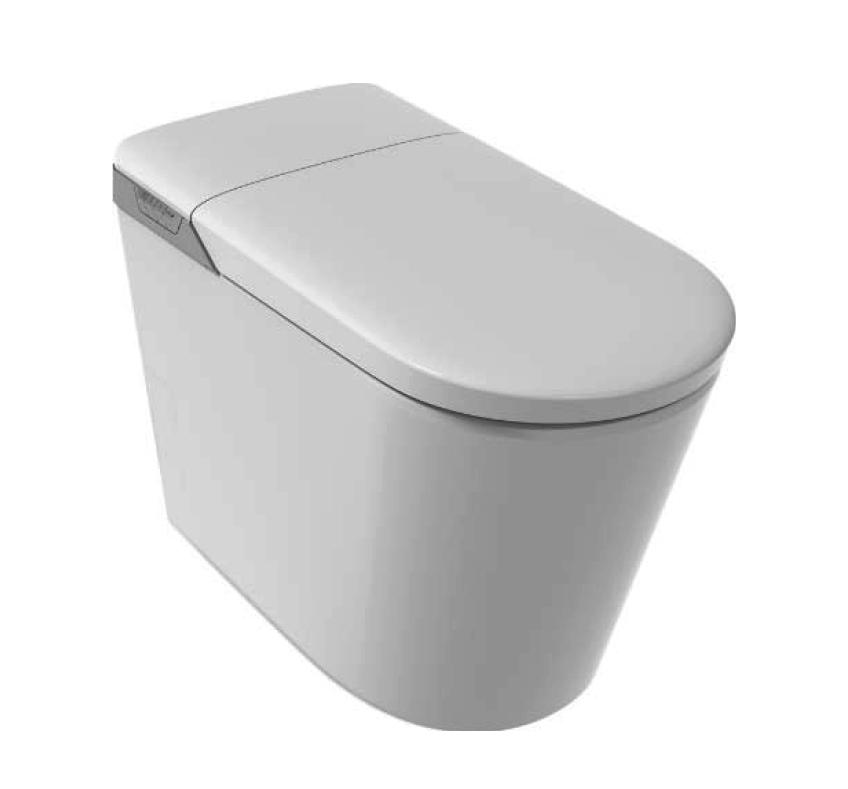 A9 Flat smart toilet